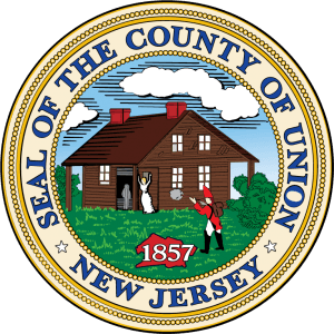 Seal of the County of Union New Jersey