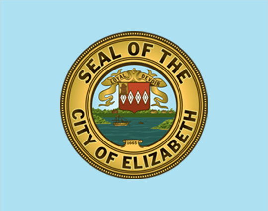 Seal of the City of Elizabeth